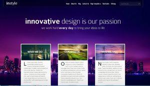wordpress example site800