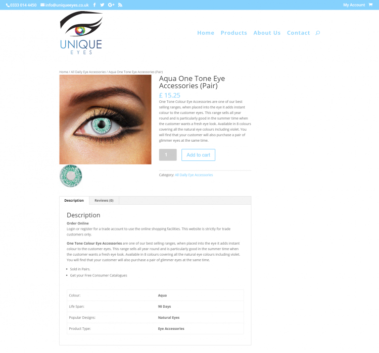 Website design Harrogate