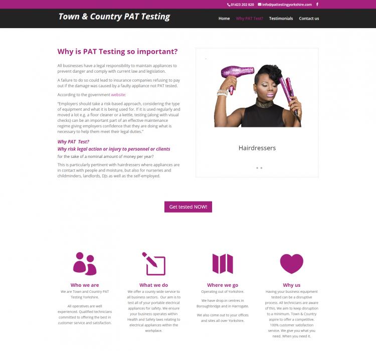 Harrogate Webdesign